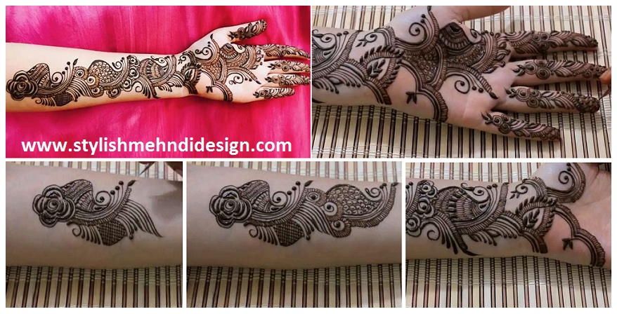 Full Hand Teej Mehendi Design 4 Dulhan Latest Easy Henna Mehndi