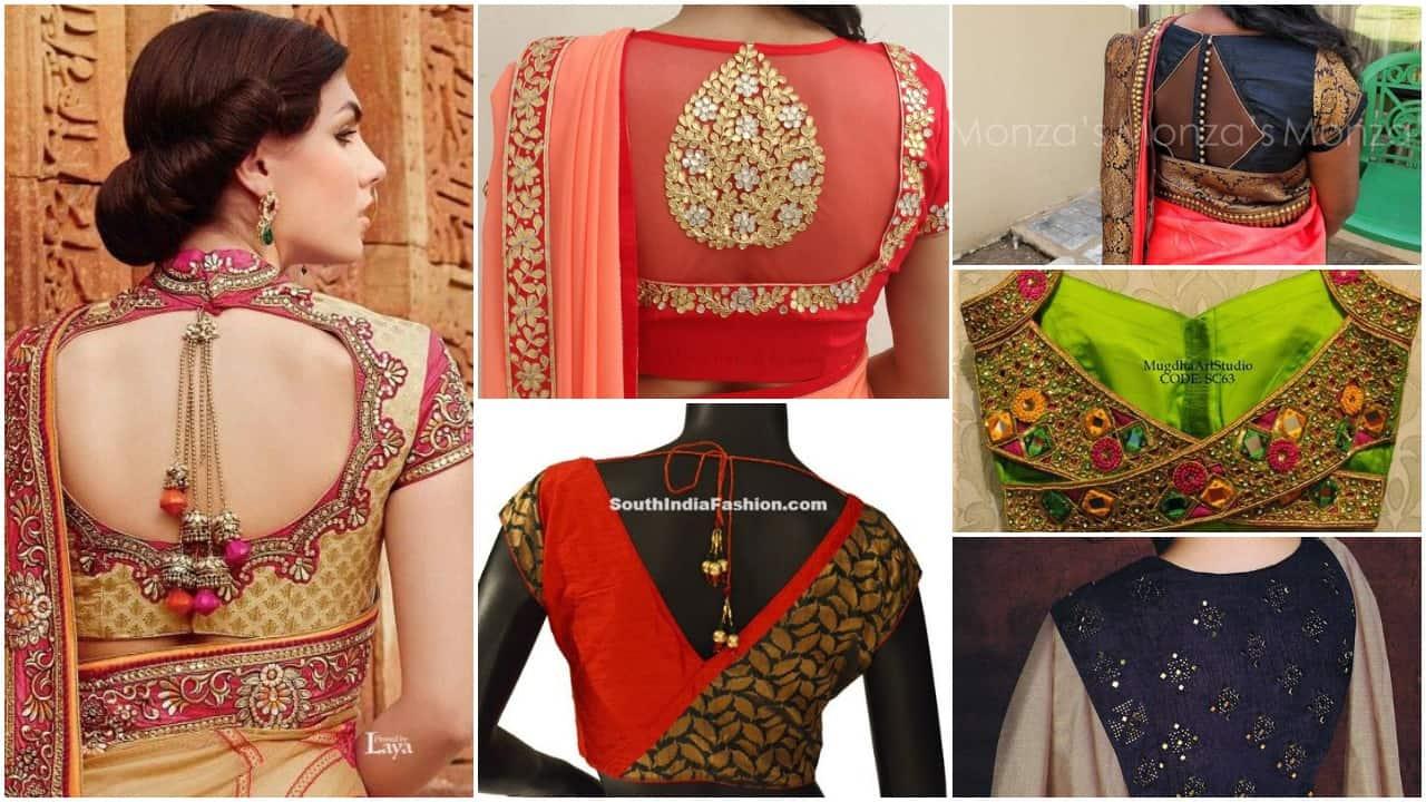 blouse designs latest patterns labzada blouse