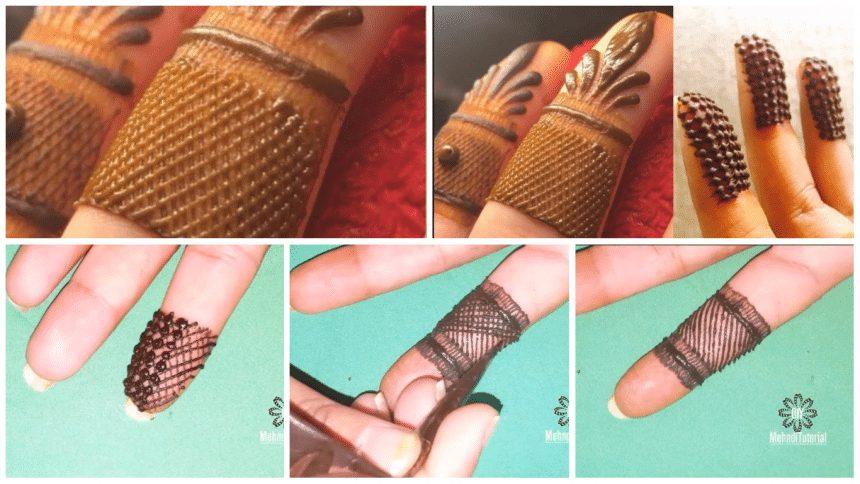 Mehndi Designs In Fingers : Fingers mehndi designs archives artsycraftsydad