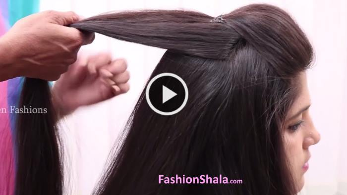 Simple And Easy Hairstyles For Girls Artsycraftsydad