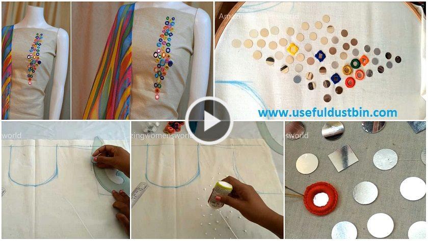 1cef22b407 mirror work churidar models Archives - ArtsyCraftsyDad