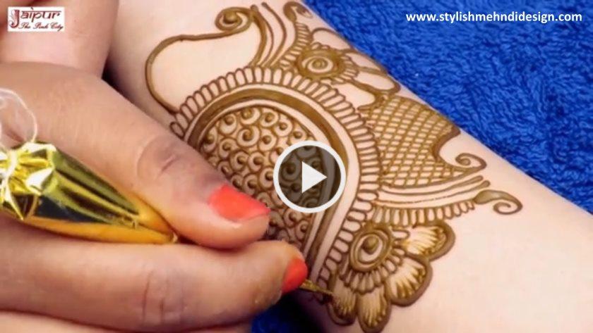Image Result For Mehndi Design Beautiful Floral Mehndi Design For Hands