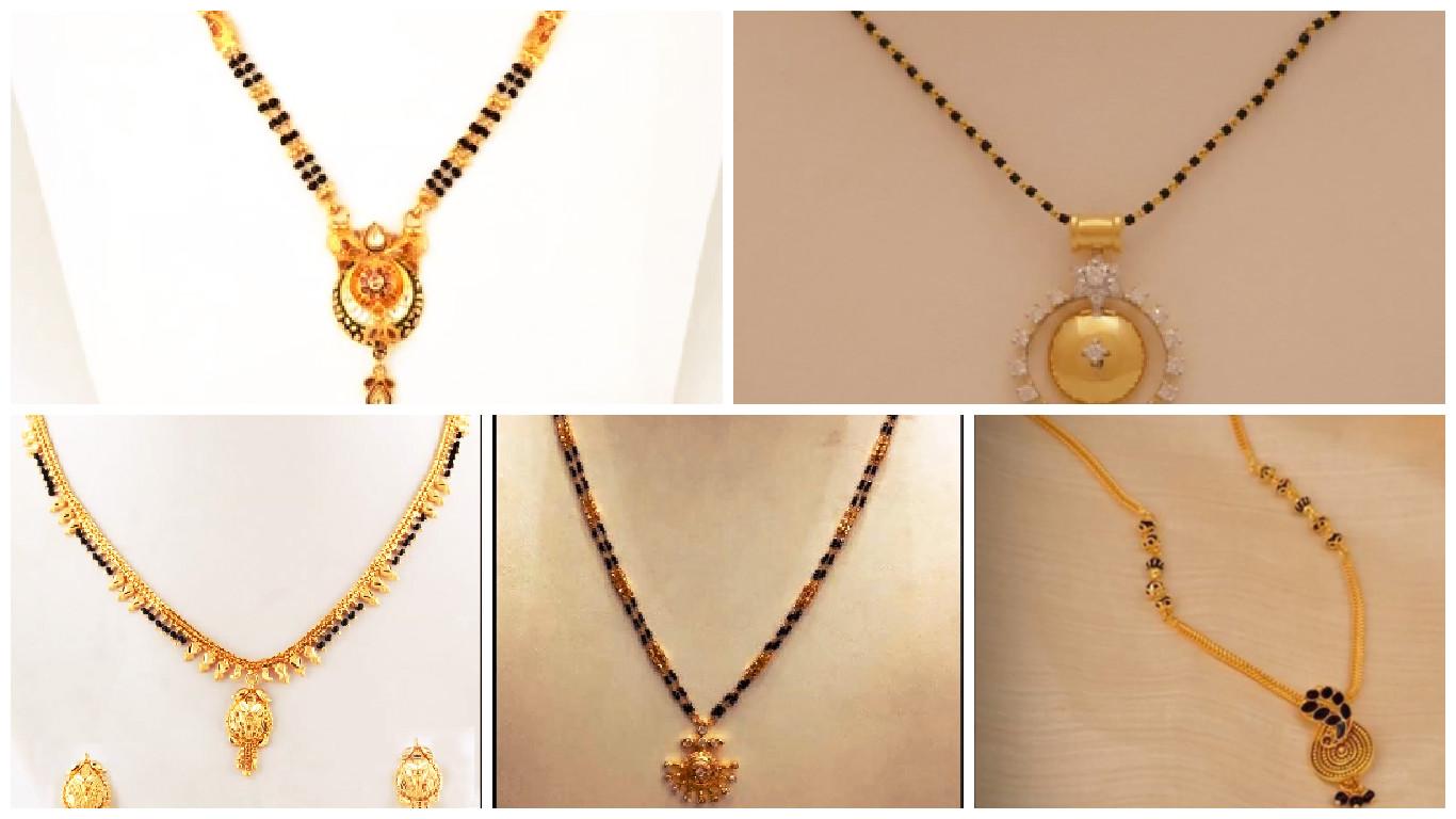 New Mangalsutra Design Patterns Kurti Blouse